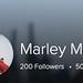 200 followers! by Marley Mac