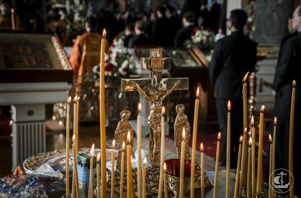 24 апреля 2017, Седмица 2-я по Пасхе. Богослужения накануне Радоницы / 24 April 2017, 2nd Week after Pascha. Vespers on the eve of the Commemoration of the Dead (Radonitsa)