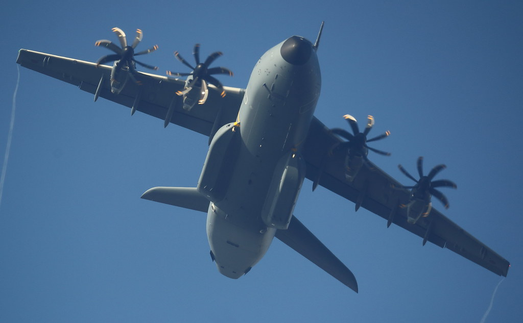 ZM413 - A400 - Royal Air Force