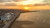 Bridlington Harbour Sunrise HDR