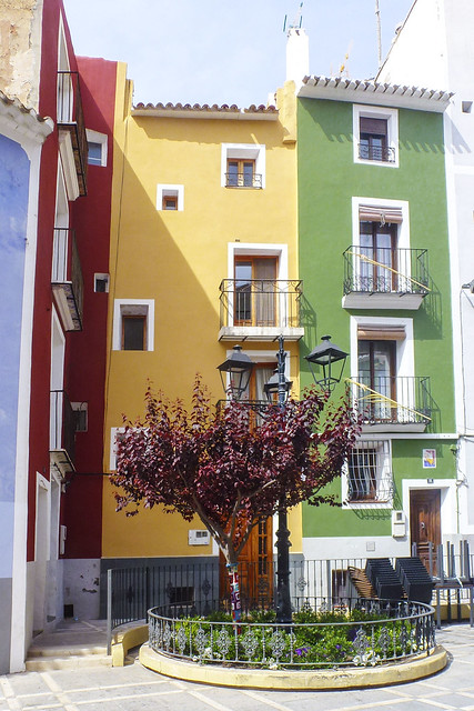 Villajoyosa-Alicante - Expiorer, Panasonic DMC-TZ20