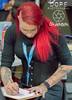 Mrs. Selene Enoki Soju 2017 Tattoo Convention