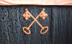 crossed keys of St Peter