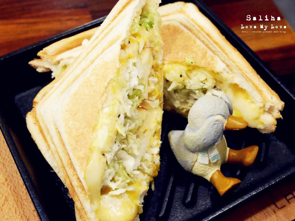 台北小巨蛋站南京三民站附近餐廳咖啡館推薦12 Cafe (15)