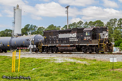 NS 5154 | EMD GP38-2 | NS Memphis District