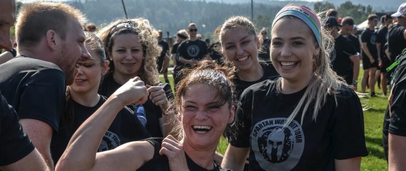Spartan Workout Tour zavítá do šesti českých měst