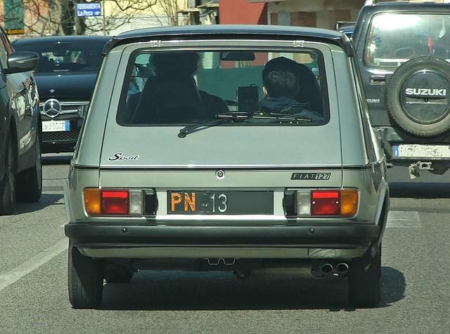 Fiat 127 Sport 70 HP - 1979
