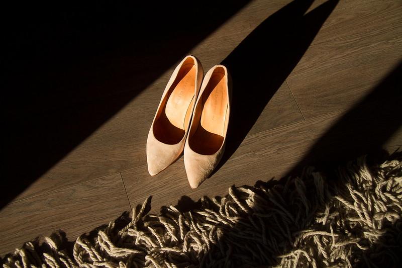 Los zapatos de Clara