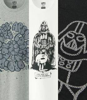 三位頂尖藝術家聯名合作!UNIQLO《星際大戰》藝術服飾系列 STAR WARS ARTIST COLLECTION