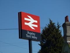 Rugeley Trent Valley Station