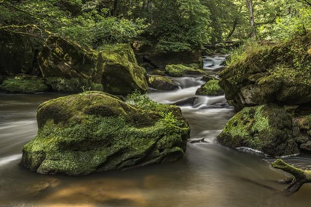 *Irreler Wasserfälle II* - *Waterfalls of Irrel II*