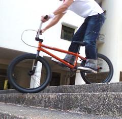 Eternal 888 BMX in jeans 6