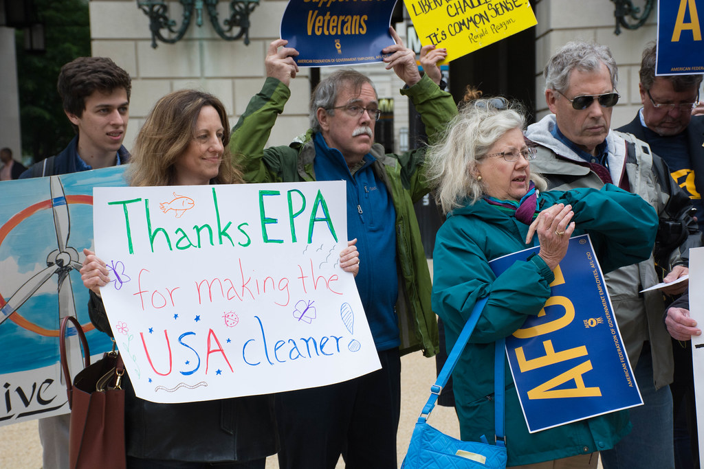 AFGE Thanks EPA Workers