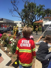 LAFD Reduces Risk to Pacific Palisades During Annual Open Firehouse Event