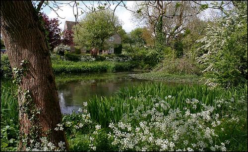 Tormarton in Springtime