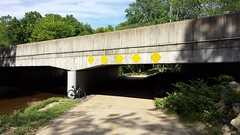 2017 Bike 180: Day 67 - New Underpass