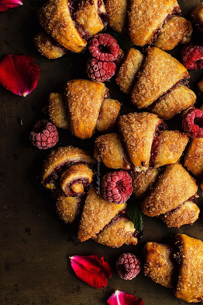 Rugelach, galletas judías {Vídeo receta}