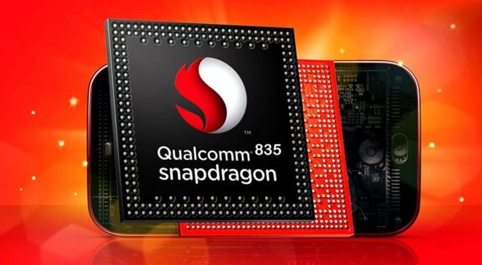 Qualcomm Snapdragon 835.(Qualcomm)