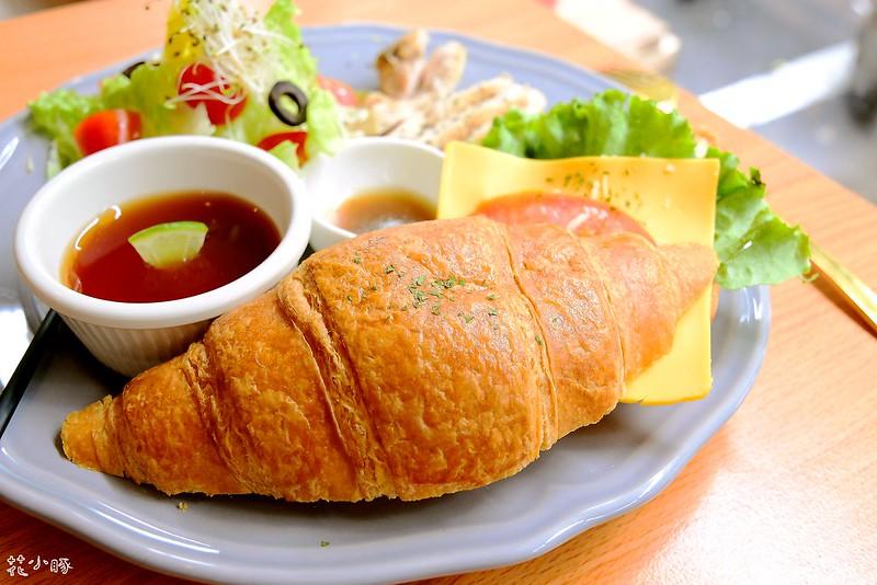 柴米菜單板橋早午餐致理美食推薦新埔捷運不限時咖啡廳 (26)
