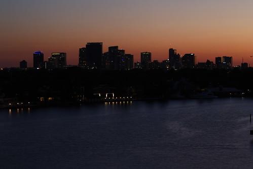 fortlauderdale skyline fortlauderdaleskyline viewfrom511bayshoredrive