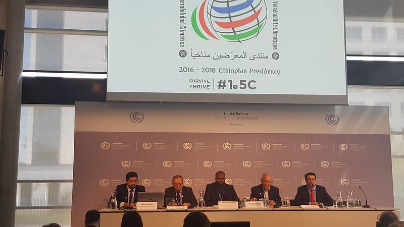 CVF Press Conference Bonn 2017