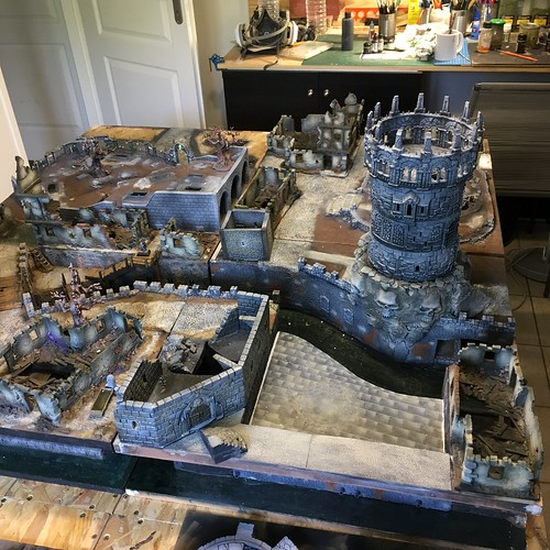Malval District project - Mordheim table - Page 4 34673526405_a1b6febae7
