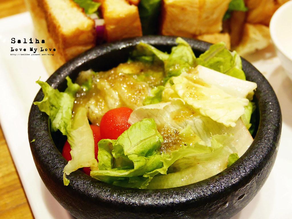 台北松山南京三民站附近餐廳推薦大師兄咖啡早午餐好吃麵 (21)