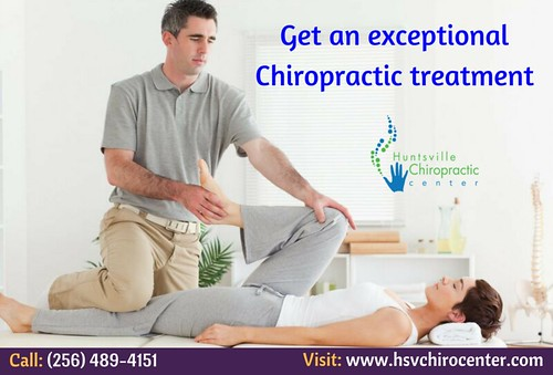 Get an exceptional chiropractic treatment