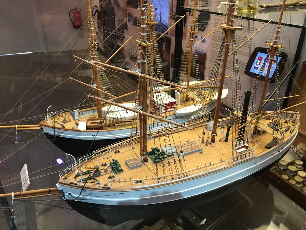 Museo de barcos en Oslo, Fram