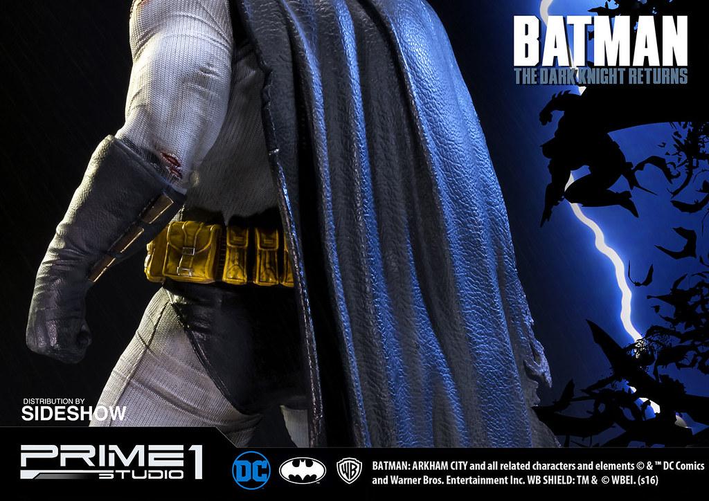 Prime 1 Studio 蝙蝠俠:黑暗騎士歸來【蝙蝠俠】 The Dark Knight Returns Batman