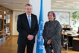 Visit of Amina J. Mohammed, Deputy Secretary-General of the United Nations