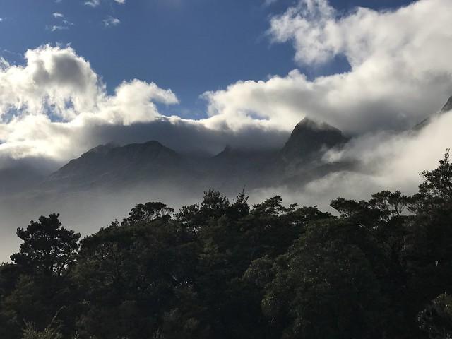 Fjordland Clouds
