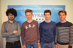 Olympiade Frans