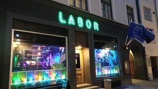 """Tallinn – Bar """"Labor"""""""