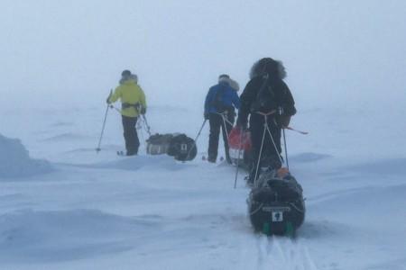 Čech Pavel Sehnal dobyl na lyžích severní pól