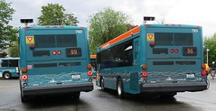 Kitsap Transit 2016 Gillig Low Floor 780 and 783