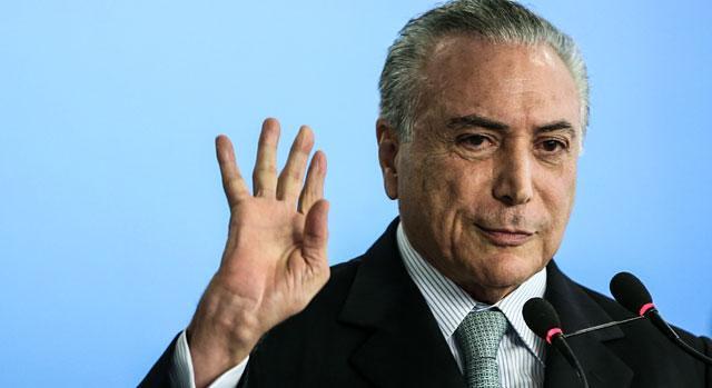 Se Temer cair, a ministra do STF Cármen Lúcia é a grande aposta como sucessora - Créditos: Marcelo Camargo / Agência Brasil