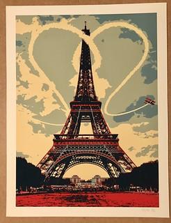 I LOVE PARIS by Emo Raphiel Astoria 2017 (c)
