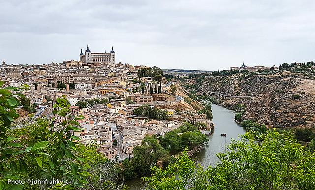 Alcázar de Toledo-España