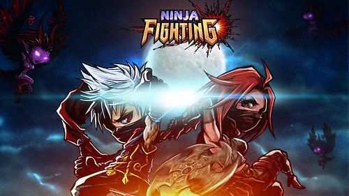 Ninja Fight game