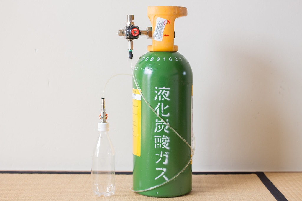 ミドボン炭酸水メーカー全体像