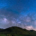 Milky Way and the Lyrids by Carl Cohen_Pics