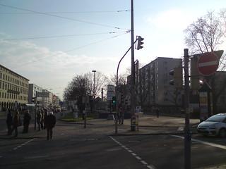 Am Ettlinger Tor Ampel Ettlinger Straße/Kriegsstraße