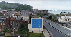 Banksy does Brexit in Dover #brexit #banksy 🇪🇺