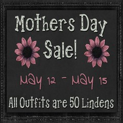Mothers Day Sale