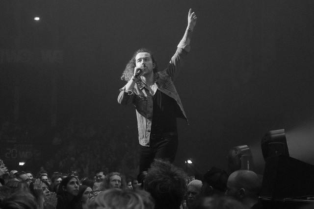 Julien Doré : & Tour - Zénith, Paris (2017)