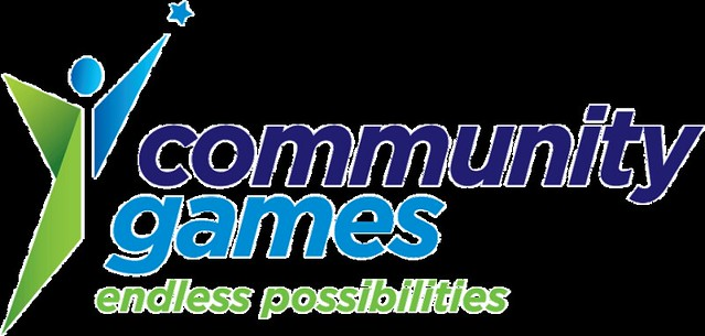 Community Games Logo