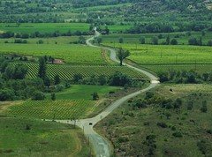Landscape - Road - Tracks / Routes - Chemins