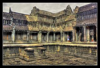 Siem Reap K - Angkor wat 11