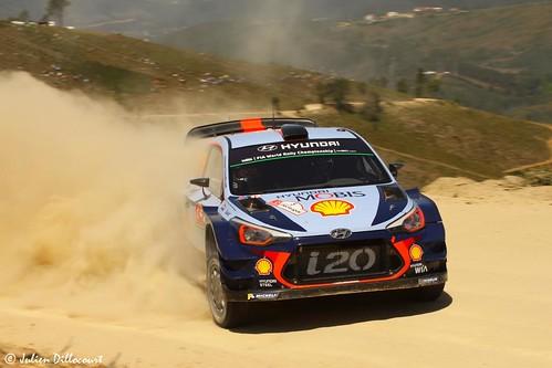 Vodafone Rally de Portugal 2017 : Thierry Neuville / Nicolas Gilsoul